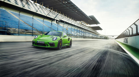 The new Porsche 911 GT3 RS