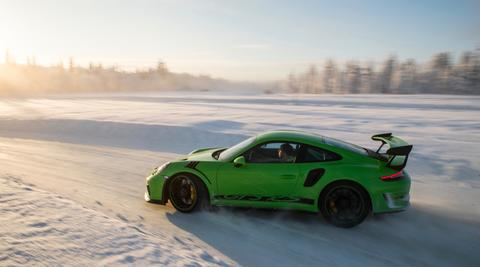 911 GT3 RS Finland
