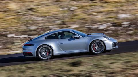 Der neue Porsche 911