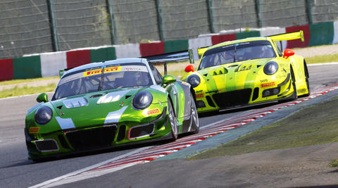 Porsche tackles Le Mans again with four works cars