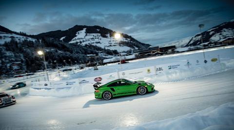 911 GT3 RS, Zell am See, 2019, Porsche AG