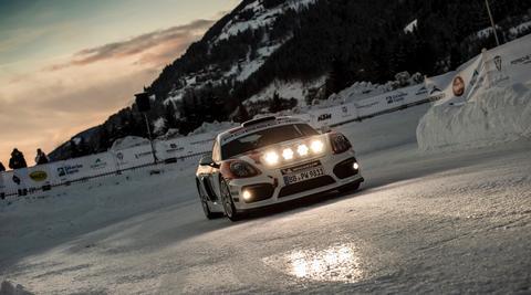 Cayman GT4 Clubsport Concept, Zell am See, 2019, Porsche AG